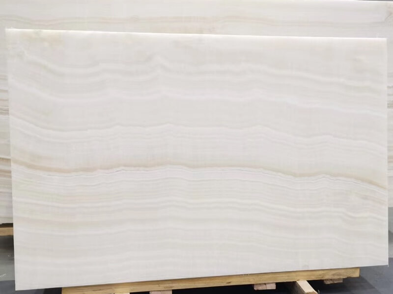 Ivory Onyx Travertine
