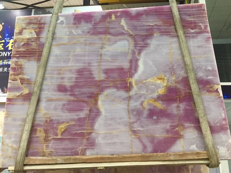 Purple Onyx Marble