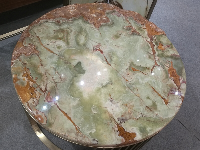 Onyx Marble Coffee Table Tops
