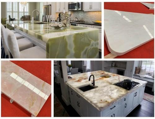 Onyx Kitchen Countertops Bar Tops