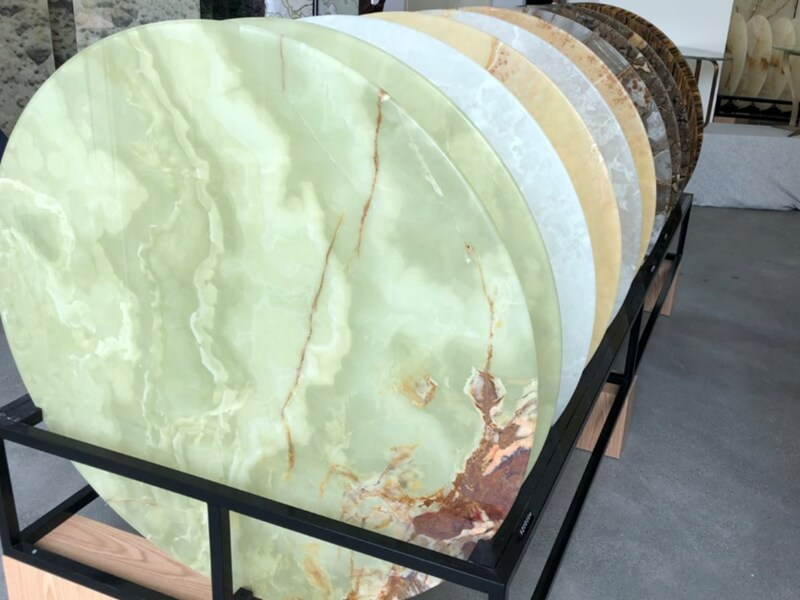Onyx Marble Table Tops Dining Coffee Tables For Sale