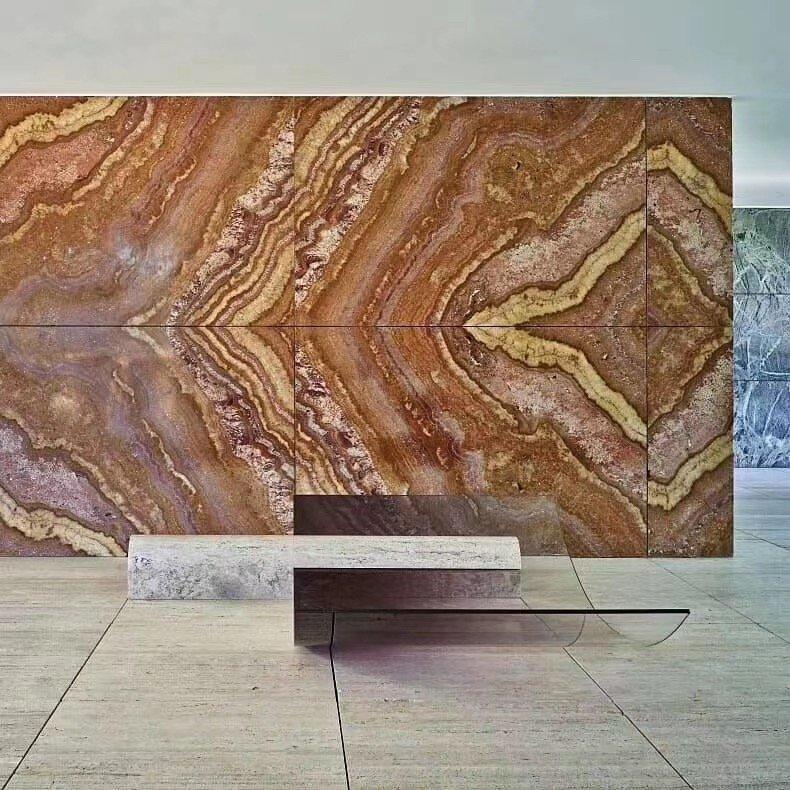 Onyx Slabs Tiles Construction Method
